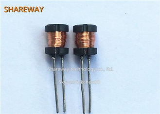 19R104C Through Hole Inductor , Copper Wire 100uh Inductor SMD H Type